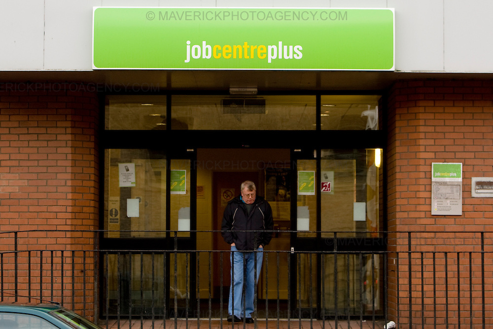 General Views of a Job centre in Edinburgh as official figures show UK unemployment rose by 131,000 to 1.92 million between September and November...21/1/2009 Picture Michael Hughes/Maverick