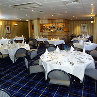 St Johnstone FC restaurant<br /><br />Picture by Graeme Hart.<br />Copyright Perthshire Picture Agency<br />Tel: 01738 623350  Mobile: 07990 594431