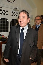 JOOLS HOLLAND at the charity Child Bereavement UK's 21st Anniversary Christmas Carol Concert held at Holy Trinity Brompton, London on 10th December 2015.