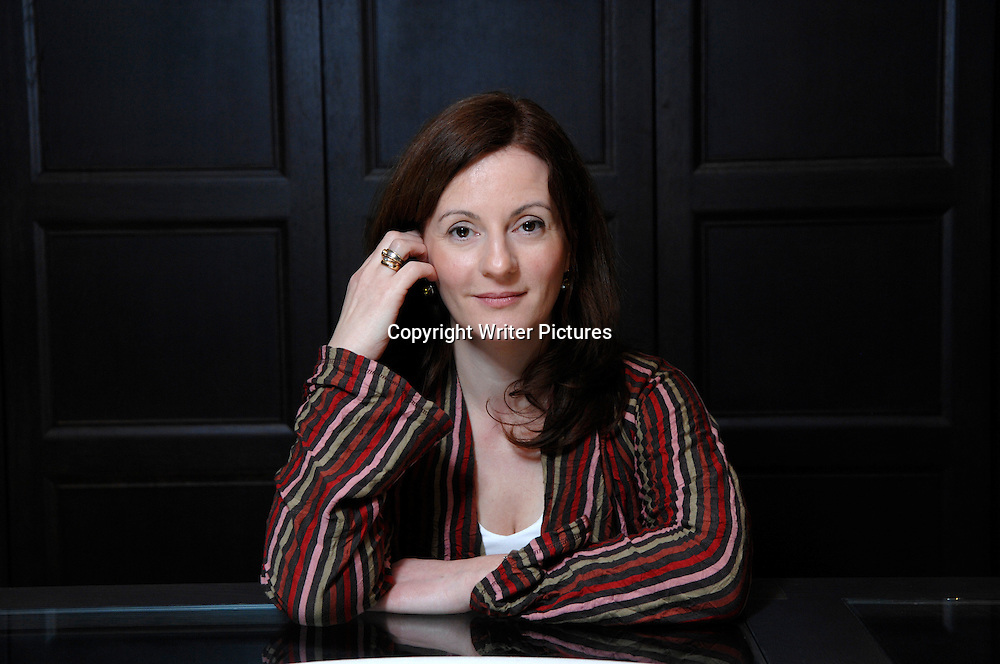Author Rachel Polonsky in Blythswood Hotel , Glasgow. Photographed on the  12th March 2010<br />