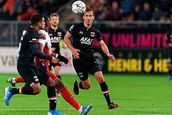 23-11-2019 NED: FC Utrecht - AZ Alkmaar, Utrecht<br /> Round 14 / Stijn Wuytens #30 of AZ Alkmaar