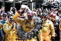 Ryan Hunter-Reay, Indianapolis 500, Indianapolis Motor Speedway, Indianapolis, IN USA 5/25/2014
