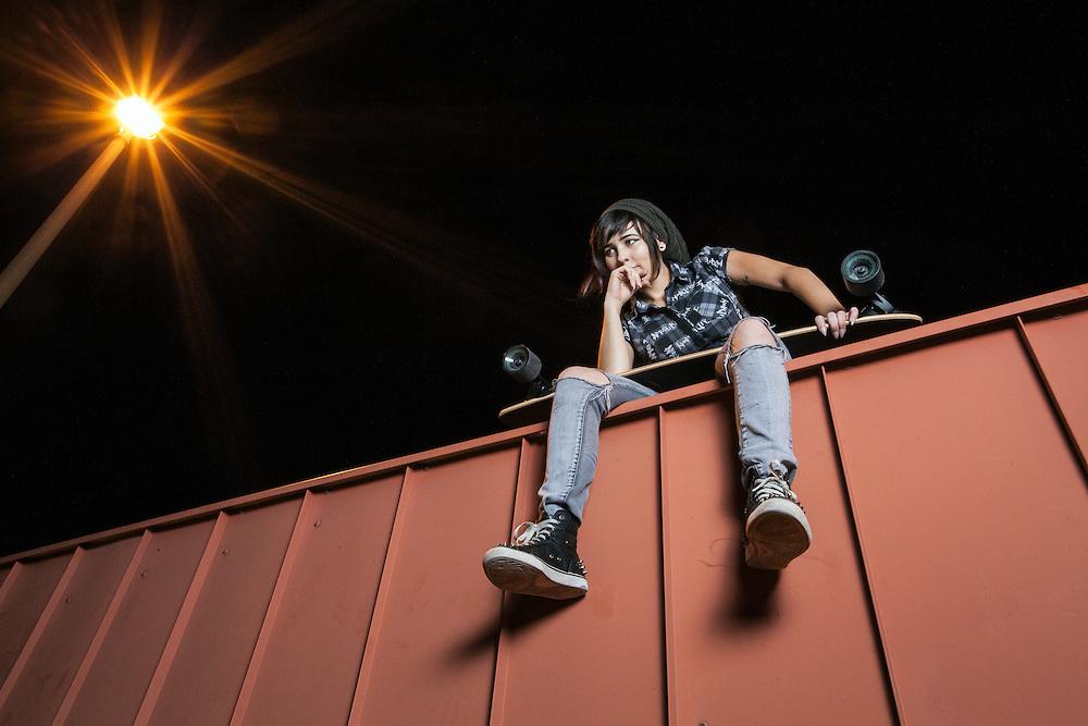 Stephanie Canady - Skate Life