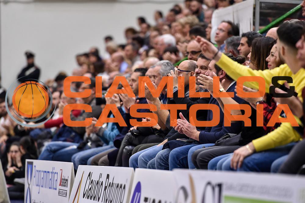 Tifosi Banco di Sardegna Dinamo Sassari<br /> Banco di Sardegna Dinamo Sassari - Dolomiti Energia Trentino Trento<br /> LBA Legabasket Serie A 2019-2020<br /> Sassari, 25/01/2020<br /> Foto L.Canu / Ciamillo-Castoria