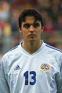 16.08.2003, T??l? Stadium, Helsinki, Finland.FIFA U-17 World Championship - Finland 2003.Match 12: Group A - Finland v Mexico.?mit Menekse - Finland.©Juha Tamminen
