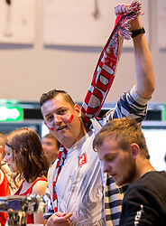 Poland fans arrive at the Sports Bar and Grill- Mandatory by-line: Robbie Stephenson/JMP - 16/06/2016 - FOOTBALL - Ashton Gate - Bristol, United Kingdom  - Germany vs Poland - UEFA Euro 2016
