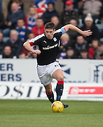 Dundee's Darren O'Dea - Dundee v Rangers in the Ladbrokes Scottish Premiership at Dens Park, Dundee.Photo: David Young<br /> <br />  - © David Young - www.davidyoungphoto.co.uk - email: davidyoungphoto@gmail.com