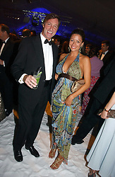 REBECCA LOOS and LORD BROCKETT at the British Red Cross London Ball held at The Room by The River, 99 Upper Ground, London SE1 on 16th November 2006.<br /><br />NON EXCLUSIVE - WORLD RIGHTS