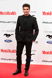 28.01.2016, Goya Theatre, Madrid, ESP, Men'sHealth Awards, im Bild Maxi Iglesias attends // to the delivery of the Men'sHealth awards at Goya Theatre in Madrid, Spain on 2016/01/28. EXPA Pictures © 2016, PhotoCredit: EXPA/ Alterphotos/ BorjaB.hojas<br /> <br /> *****ATTENTION - OUT of ESP, SUI*****