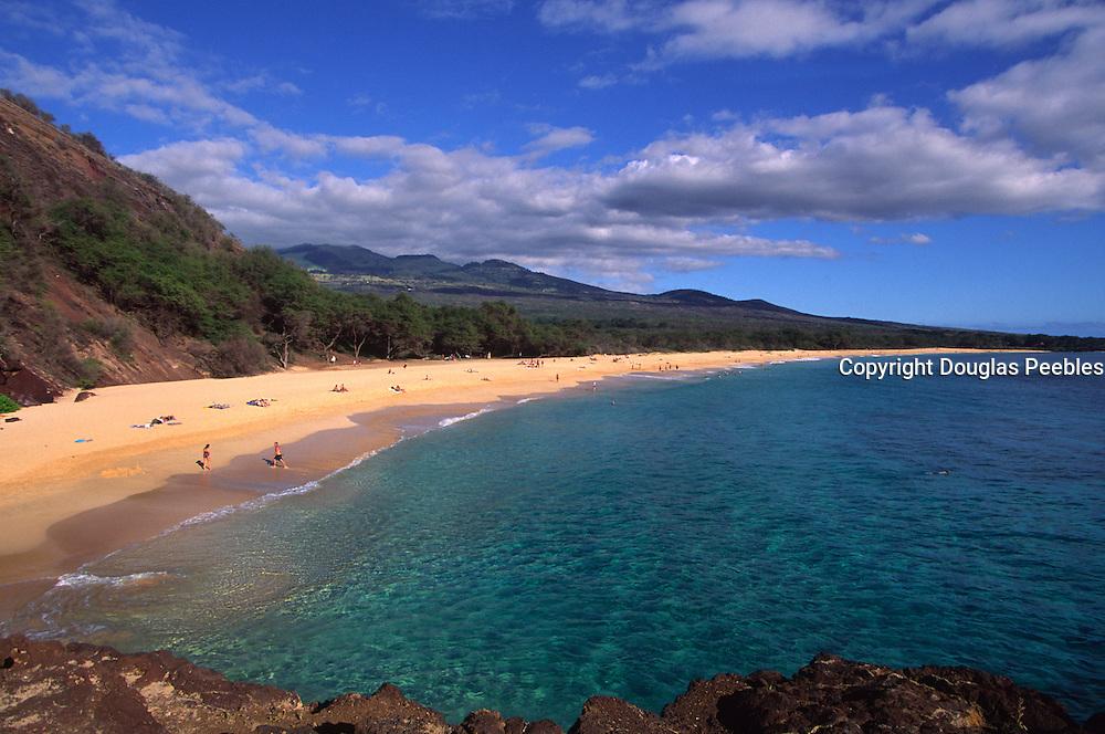 Makena Beach, Big Beach, Maui, Hawaii<br />