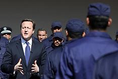 JAN 31 2013 Prime Minister David Cameron - Tripoli