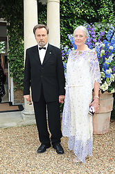 VANESSA REDGRAVE and FRANCO NERO at the Raisa Gorbachev Foundation Party held at Stud House, Hampton Court Palace on 5th June 2010.  The night is in aid of the Raisa Gorbachev Foundation, an international fund fighting child cancer.