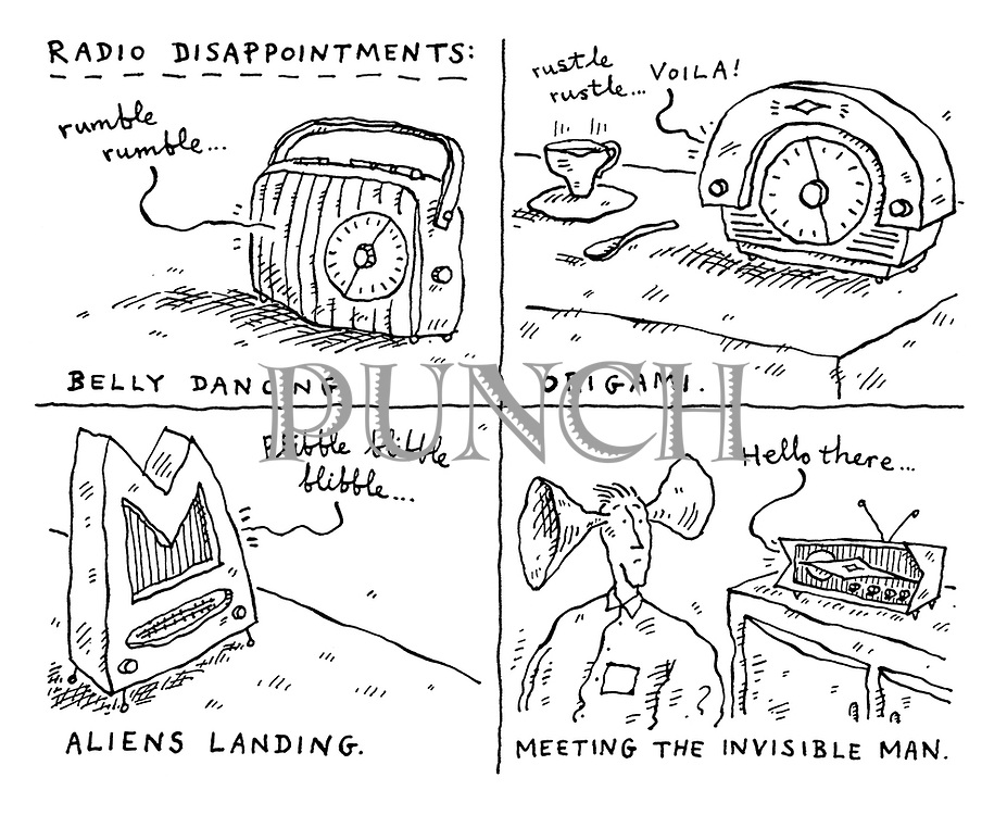 Radio Disappointments