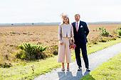 Koning en Koningin brengen een streekbezoek aan Zuidwest‐Drenthe