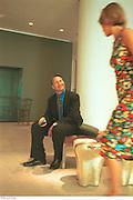 Portillo.10.Nicola Fornby & Michael Portillo. St. Martin's Hotel. 9/9/99<br />© Copyright Photograph by Dafydd Jones 66 Stockwell Park Rd. London SW9 0DA  Tel 0171 733 0108