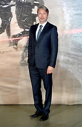 Mads Mikkelsen attending the Rogue One: A Star Wars Story Premiere, at the Tate Modern, London. Picture Credit Should Read: Doug Peters/EMPICS Entertainment