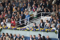 Her Majesty Queen Silvia <br /> Opening Ceremony<br /> CHIO Aachen 2016<br /> © Hippo Foto - Dirk Caremans<br /> 12/07/16