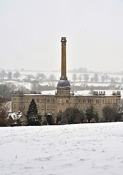 © Licensed to London News Pictures. 20 January 2013. Chipping Norton, Oxfordshire. Bliss Mill Chipping Norton.. Photo credit : MarkHemsworth/LNP
