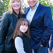 NLD/Harderwijk/20130515 - Premiere Aqua Bella show Dolfinarium Harderwijk, Harold Verwoert en dochter Kimberly