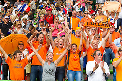 Supporter, (NED) - Show Jumping Final Four - Alltech FEI World Equestrian Games™ 2014 - Normandy, France.<br /> © Hippo Foto Team - Leanjo de Koster<br /> 07-09-14