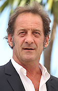 Vincent Lindon attends the 'Les Salauds' Photocall during the 66th Annual Cannes Film Festival at the Palais des festivals on May 22, 2013 in Cannes, France