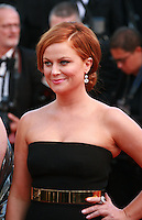 Actress Amy Poehler at the gala screening for the film Inside Out at the 68th Cannes Film Festival, Monday May 18th 2015, Cannes, France