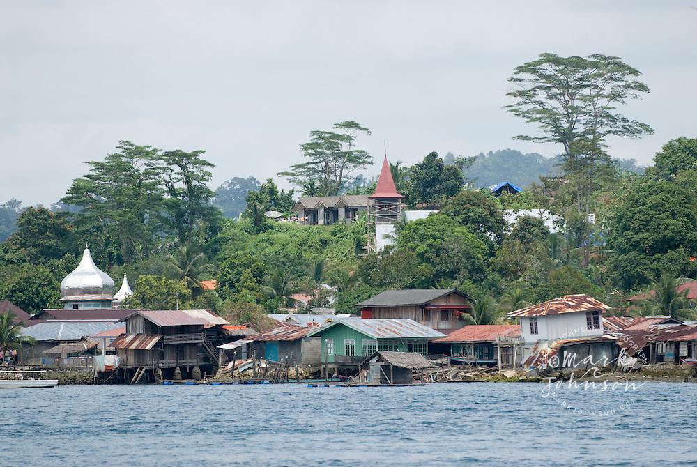 Sikakap, Mentawai Islands, Indonesia