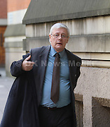 Manchester UK 12.10.2016 John Beaumont appears at Minshull Street Crown Court charged with ABH , and indecent assault.