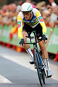 Rohan Dennis (AUS - BMC) during the UCI World Tour, Tour of Spain (Vuelta) 2018, Stage 1, individual time trial, Malaga - Malaga (8km) in Spain, on August 26th, 2018 - Photo Luis Angel Gomez / BettiniPhoto / ProSportsImages / DPPI