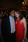 Arun Nayar and Elizabeth Hurley> Billy Elliot- The Musical opening night at the Victoria palace theatre and party afterwards at Pacha, London. 12 May 2005. ONE TIME USE ONLY - DO NOT ARCHIVE  © Copyright Photograph by Dafydd Jones 66 Stockwell Park Rd. London SW9 0DA Tel 020 7733 0108 www.dafjones.com