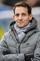 Renaud LAVILLENIE - 25.01.2015 -  Clermont / Saracens - European Champions Cup <br />Photo : Jean Paul Thomas / Icon Sport