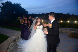 "EXCLUSIVE: 'Jersey Shore' alum, Deena Cortese tied the knot in gorgeous vineyard ceremony. The reality star's castmates showed up to celebrate with her and Chris Buckner. Ex-Jersey Shore star Deena Cortese reportedly married her longtime boyfriend Christopher Buckner on Saturday with her former co-stars looking on. The Shore-studded wedding in Cortese's hometown of New Egypt, N.J. included guests Nicole ""Snooki"" Polizzi, Jenni ""JWoww"" Farley, Vinny Guadagnino, Paul ""DJ Pauly D"" DelVecchio, Sammi ""Sweetheart"" Giancola and Mike ""The Situation"" Sorrentino. Cortese, 30, and Buckner got engaged in November 2016 during a weekend trip to Mexico on their five-year anniversary. Buckner appeared on Jersey Shore in 2011, and the two also took their relationship conversations to the VH1 series Couples Therapy in 2014. 28 Oct 2017 Pictured: Deena. Photo credit: Aaron Showalter / MEGA TheMegaAgency.com +1 888 505 6342"