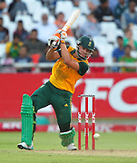 Riley Rossouw of South Africa during the 2015 KFC T20 International game between South Africa and the West Indies at Newlands Cricket Ground, Cape Town on 9 January 2015 ©Ryan Wilkisky/BackpagePix