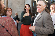 18/07/2018 repro free:   Paul Fahy   at the world premiere of Incantata by Paul Muldoon starring Stanley Townsend and directed by Sam Yates. Incantata is a Galway International Arts Festival and Jen Coppinger production and is now on at the Town Hall Theatre, Galway until Friday July 27as part of GIAF18. Incantata is a deeply moving rollercoaster ride of a show starring one of Ireland's leading actors.  Photo:Andrew Downes, XPOSURE