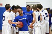 MCHS Varsity Boys Basketball vs Warren County