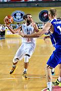 DESCRIZIONE : Tbilisi Nazionale Italia Uomini Tbilisi City Hall Cup Italia Italy Estonia Estonia<br /> GIOCATORE : Luigi Datome<br /> CATEGORIA : passaggio<br /> SQUADRA : Italia Italy<br /> EVENTO : Tbilisi City Hall Cup<br /> GARA : Italia Italy Estonia Estonia<br /> DATA : 15/08/2015<br /> SPORT : Pallacanestro<br /> AUTORE : Agenzia Ciamillo-Castoria/GiulioCiamillo<br /> Galleria : FIP Nazionali 2015<br /> Fotonotizia : Tbilisi Nazionale Italia Uomini Tbilisi City Hall Cup Italia Italy Estonia Estonia