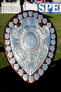 A view of the Ranfurly Shield during the Ranfurly Shield match between Otago and North Otago, held at Whitestone Contracting Stadium, Oamaru, New Zealand, 26 July 2019. Credit: Joe Allison / www.Photosport.nz