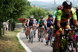 Tayler Wiles (USA) during Stage 7 of 2019 Giro Rosa Iccrea, a 128.3 km road race from Cornedo Vicentino to San Giorgio di Perlena, Italy on July 11, 2019. Photo by Sean Robinson/velofocus.com