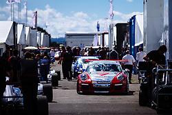 Dino Zamparelli   Bristol Sport Racing   #88 Porsche 911 GT3 Cup car   Porsche Carrera Cup GB Qualifying - Mandatory byline: Rogan Thomson/JMP - 07966 386802 - 27/06/2015 - SPORT - MOTORSPORT - North Yorkshire, England - Croft Circuit - BTCC Meeting Day 1.