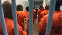 March 22, 2019 - Miami-Dade, FL, USA - La organización Ameican Civil Liberties Union afirma que las autoridades federales de inmigración enviaron solicitudes de detención a cientos de presos de Miami-Dade que el condado había categorizado como ciudadanos de EE.UU. (Credit Image: © Walter Michot Miami Herald File/Miami Herald/TNS via ZUMA Wire)