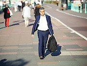 Labour Party Annual Conference, Brighton Centre, Brighton, East Sussex , Great Britain <br /> 27th September 2015 <br /> <br /> Sadiq Khan MP <br /> <br /> <br /> Photograph by Elliott Franks <br /> Image licensed to Elliott Franks Photography Services