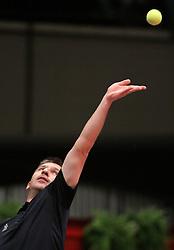 27.10.2010, Stadthalle, Wien, AUT, ATP, Bank Austria Tennis Trophy 2010, Day 3, Jan Hajek (CZE) vs Marin Cilic (CRO), im Bild Jan Hajek (CZE), EXPA Pictures 2010, PhotoCredit: EXPA/ E. Schawaller / SPORTIDA PHOTO AGENCY