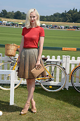 PORTIA FREEMAN at the Veuve Clicquot Gold Cup, Cowdray Park, Midhurst, West Sussex on 21st July 2013.