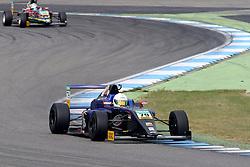 Jordan Love (AUS) (SMC Schwärzler Motorsport Concepts) beim ADAC Formel 4 Rennen am Hockenheimring.  / 300916<br /> <br /> <br /> ***ADAC Formula 4 race on October 1, 2016 in Hockenheim, Germany.***