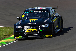Nicolas Hamilton (brother of two time Formula 1 World Champion Lewis) who lives with cerebral palsy becomes the first disabled driver to take part in the British Touring Car Championship   Free Practice - Mandatory byline: Rogan Thomson/JMP - 07966 386802 - 27/06/2015 - SPORT - MOTORSPORT - North Yorkshire, England - Croft Circuit - BTCC Meeting Day 1.