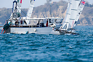 2018 World Cup | Nacra 17 | day 4