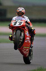 Troy Corser, Ducati, World Superikes, Donington Park,  1998