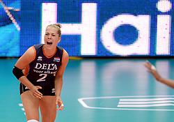 24-09-2014 ITA: World Championship Volleyball Thailand - Nederland, Verona<br /> Femke Stoltenborg