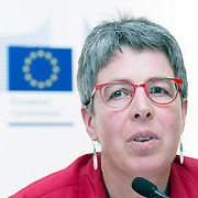 04 June 2015 - Belgium - Brussels - European Development Days - EDD - Inclusion - Multi-stakeholder partnerships for inclusive development and the post-2015 agenda - Reina Buijs , Deputy Director General for International Cooperation , Netherlands © European Union