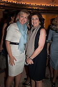 TALINE AVAKIAN;  HEINI AL FAYED, The Foreign Sisters lunch sponsored by Avakian in aid of Cancer Research UK. The Dorchester. 15 May 2012